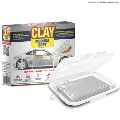 Clay Medium Soft
