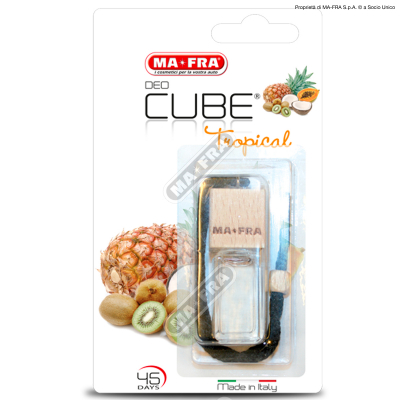 Deo Cube Tropical