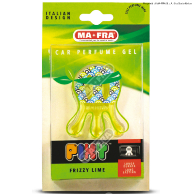 Pixy Frizzy Lime