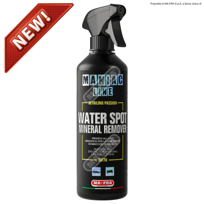 Water Spot Mineral Remover
