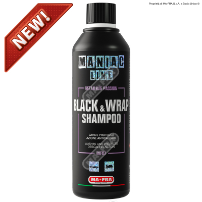 Black & Wrap Shampoo