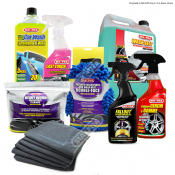 Car wash - Lavaggio auto starter kit